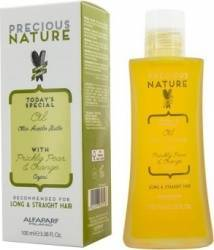 Serum Alfaparf Precious Nature Long and Straight Oil 100ml Serum, Defrizante, Spray