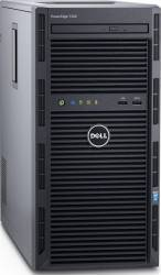 Server Configurabil Dell PowerEdge T130 Xeon E3-1220v5 noHDD 4GB