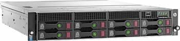Server Configurabil HP ProLiant DL80 Gen9 E5-2603v3 noHDD 1x4GB