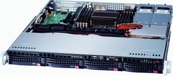 Server Configurabil Supermicro 1U SYS-5017R-MTF
