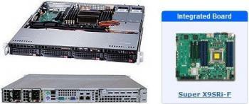 Server Configurabil Supermicro 1U SYS-5017R-MTRF