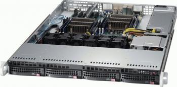 Server Configurabil Supermicro 1U SYS-6017R-TDAF