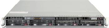Server Configurabil Supermicro 1U SYS-6017R-TDF