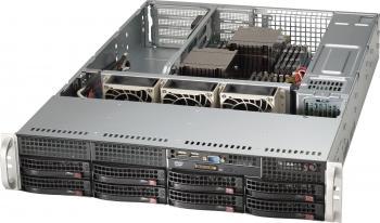 Server Configurabil Supermicro 2U SYS-6027R-72RF Sisteme Server