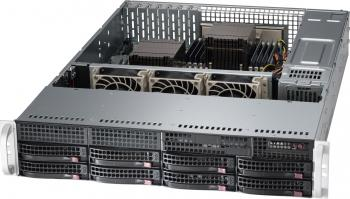 Server Configurabil Supermicro 2U SYS-6027R-TRF Sisteme Server