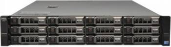 Server Refurbished Dell PowerEdge R510 2 x E5630 16GB 2 x 400GB Servere Refurbished Reconditionate