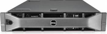 Server Dell Poweredge R710 2U 2 x L5520 2270Mhz 48GB 2x PSU NO HDD Servere Refurbished Reconditionate