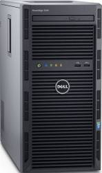 Server Dell PowerEdge T130 Xeon E3-1220v5 1TB 4GB 3 ani Next Business Day Bonus Memorie Server Kingston 4GB