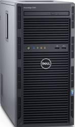 Server Dell PowerEdge T130 Xeon E3-1220v5 1TB 4GB DDR4 3 ani garantie next business day