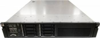 Server HP ProLiant DL380 G6 Rackabil 2U Intel Quad Core Xeon L5520 4GB 2x500GB Servere Refurbished Reconditionate