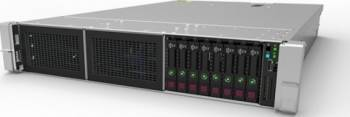 Server HP ProLiant DL380 G9 Rackabil 2U 16GB 3x300GB Intel Octa Core Xeon E5-2620 Servere Refurbished Reconditionate