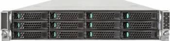 Server Intel EMC RS2312 2 x E5-2660 64GB 4 x 1TB Servere Refurbished Reconditionate