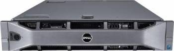 Server Refurbished Dell PowerEdge R710 2 x E5620 48GB 4 x 146GB Servere Refurbished Reconditionate