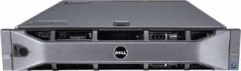 Server Refurbished Dell PowerEdge R710 2 x E5620 72GB 2 x 450GB Servere Refurbished Reconditionate
