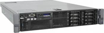 Server Refurbished Dell PowerEdge R710 2 x L5640 24GB 2 x 512GB SSD Servere Refurbished Reconditionate