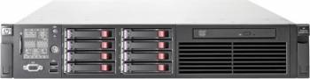 Server Refurbished HP ProLiant DL380 G6 E5506 48GB 2 x 450GB Servere Refurbished Reconditionate