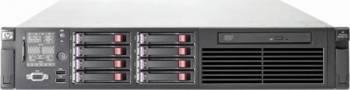 Server Refurbished HP Proliant DL380 G7 2x Intel Xeon Quad Core E5620 2x 450GB 2x 600GB 48GB Servere Refurbished Reconditionate