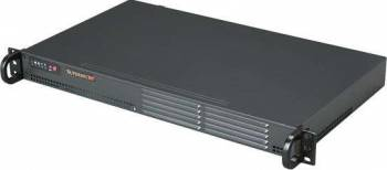 Server SUPERMICRO 1U Intel Atom D510 200W configurabil