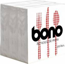 Servetele De Masa Bono 100buc