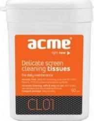 Servetele umede de curatat CL01 Acme Kituri de curatare