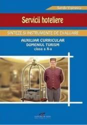 Servicii hoteliere Cls 10 - Sanda Visinescu Sinteze si instrumente de evaluare