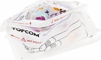 Set 100 pungi pentru sterilizarea biberoanelor Travelizer Bag Biberoane, tetine si accesorii