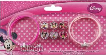 Set 2 Bratari Si Accesori Disneyi Minnie