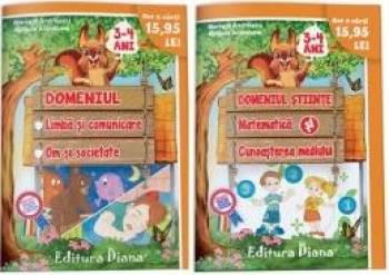Set 2 Carti 3-4 ani - Mariana Andreianu Mihaela Andreianu Carti
