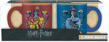 Set 2 mini-cani Aby Style  HARRY POTTER 110 ml Gryffindor & Ravenclaw Gaming Items