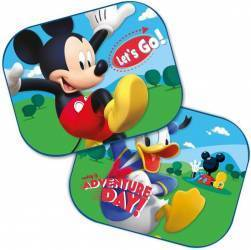 Set 2 parasolare auto Mickey Mouse Disney Accesorii transport
