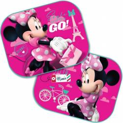 Set 2 parasolare auto Minnie Mouse Disney Accesorii transport