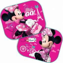 Set 2 parasolare auto Minnie Mouse Disney Accesorii transport