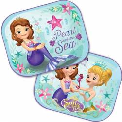Set 2 parasolare auto Sofia Princess Disney Accesorii transport