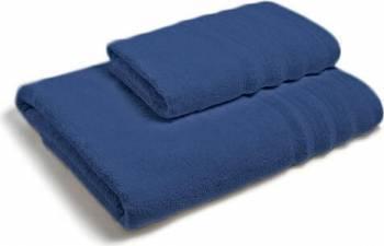 Set 2 Prosoape Bumbac 100 Albastru Prosoape