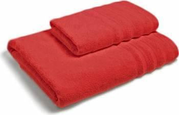 Set 2 Prosoape Bumbac 100 Red Prosoape