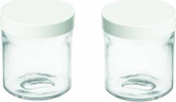 Set 2 recipiente branza pentru YM400E - Cuisinart Vase pentru gatit