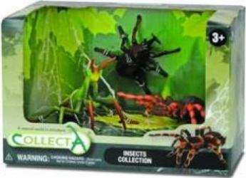 Set 3 figurine insecte Collecta Papusi figurine si accesorii papusi