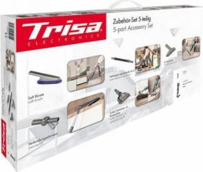 Set 5 accesorii pentru aspiratoare Trisa Luxury Box 9478.98 compatibile cu aspiratorul Trisa Quick Clean Professional Accesorii Aspirator & Curatenie