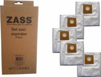 Set 5 saci pentru aspirator Zass ZVC 10 Accesorii Aspirator & Curatenie