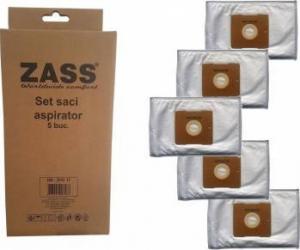 Set 5 saci pentru aspirator Zass ZVC 11 Accesorii Aspirator & Curatenie