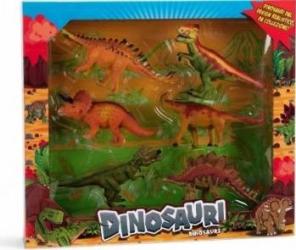 Set 6 figurine Globo Dinozauri Papusi figurine si accesorii papusi