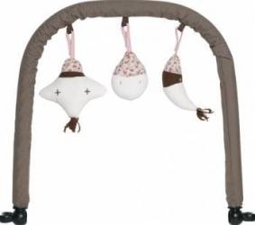 Set accesorii balansoar - Chocolate Beaba Balansoare, premergatoare, centre activi