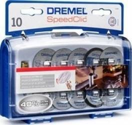 Set accesorii de taiere Dremel Ez Speedclic SC690 Scule de mana