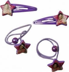 Set Accesorii Pentru Par Disney Violetta 4 Piese