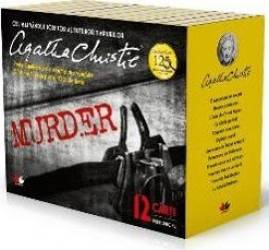 Set Agatha Christie 12 carti - Agatha Christie