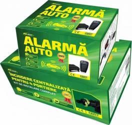 Set alarma si inchidere centralizata RoGroup Alarme auto si Senzori de parcare