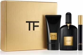 Set Apa De Parfum Black Orchid 50ml + Lotiune Corp 75ml + Apa De Parfum 6ml by Tom Ford Femei
