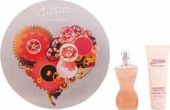 Set Apa De Toaleta Classique 50ml + Lotiune Corp 75ml by Jean Paul Gaultier Femei