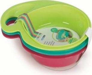 Set boluri ergonomice BebeduE Alimentatie
