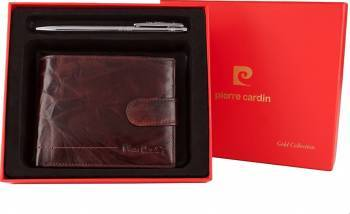 Set cadou barbati Pierre Cardin GBS702 Gold Collection Genti Barbati